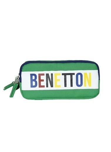 Benetton Benetton Çift Gözlü Kalemlik 70067 Renkli